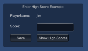 createHighscore